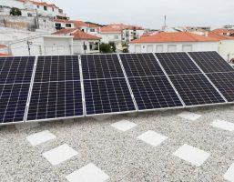Sistema fotovoltaico São Martinho do Porto - 2,70Kw-1